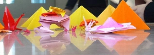 Origami Art: Origin, History, and Fantastic Folding Works | 227x634