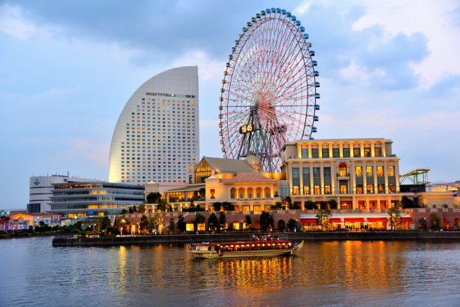 横浜の有名観光スポット